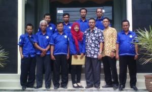 RAPI; Pengurus KIM Kabupaten Bojonegoro foto Bersama Kepala Dinas KOMINFO Kusnandaka Tjatur