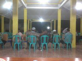 Suasana Kondusif di pemilihan Ketua RT Desa Deru