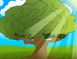 peohonan asri (ilustrasi)